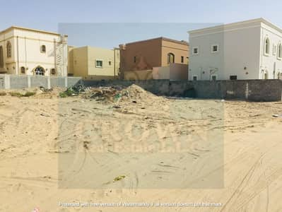 Plot for Sale in Al Mowaihat, Ajman - 10010 SQ FT RESIDENTIAL LAND NEAR NESTO MOWHIYAT 1