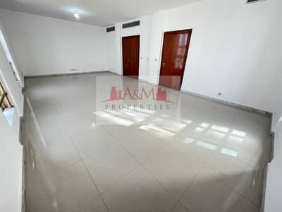 3 Bedroom Apartment for Rent in Navy Gate, Abu Dhabi - SPACIOUS.: Three Bedroom Apartment with Maids room & Balcony for AED 85