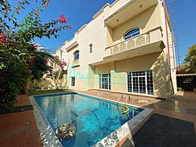 Super Spacious 5 Bed Villa With A Private Pool