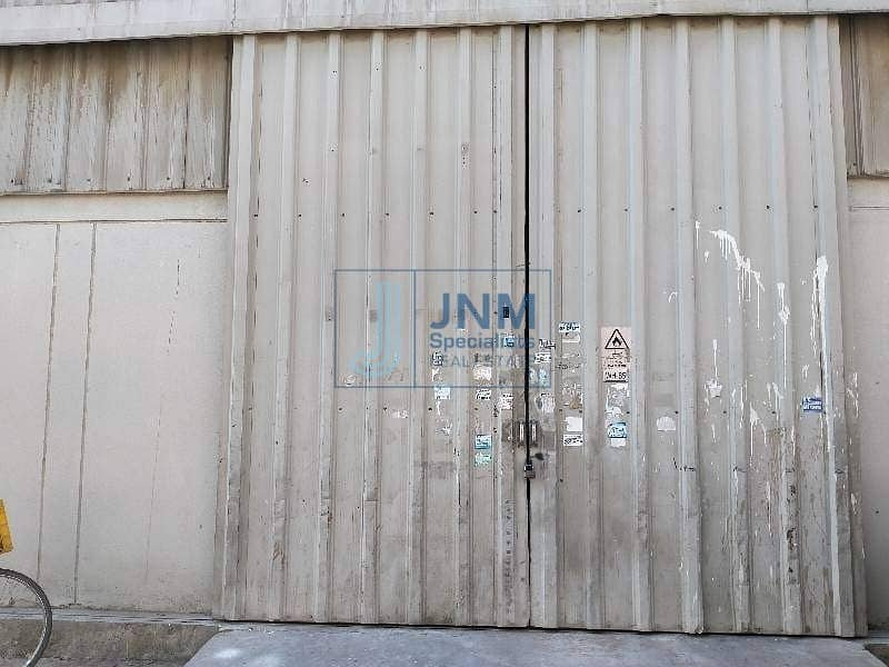 3080 sqft warehouse for rent in al quoz plus tax