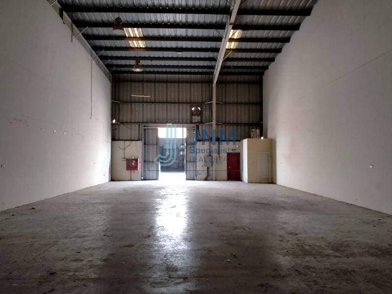2 3080 sqft warehouse for rent in al quoz plus tax