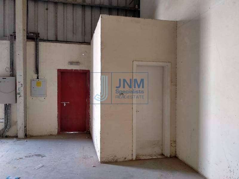 6 3080 sqft warehouse for rent in al quoz plus tax