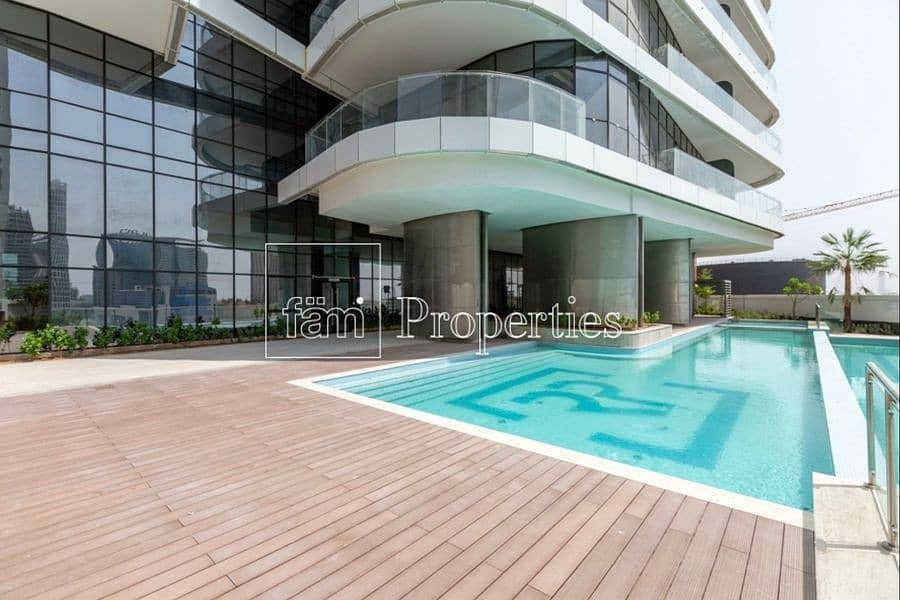 Luxurious | Brand New | Downtown| 3 beds+Maid