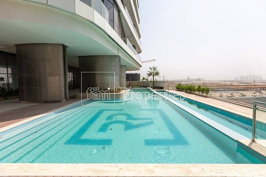 2 Luxurious | Brand New | Downtown| 3 beds+Maid