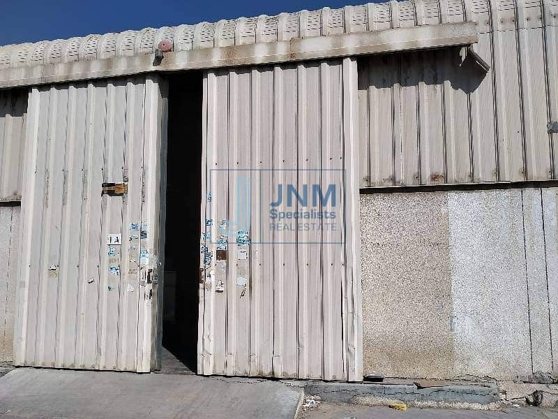 2708 Sq_Ft Insolated Warehouse For Rent In Al Quoz