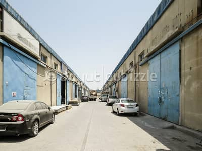 Good location! Warehouse for rent in Ajman Industrial 1