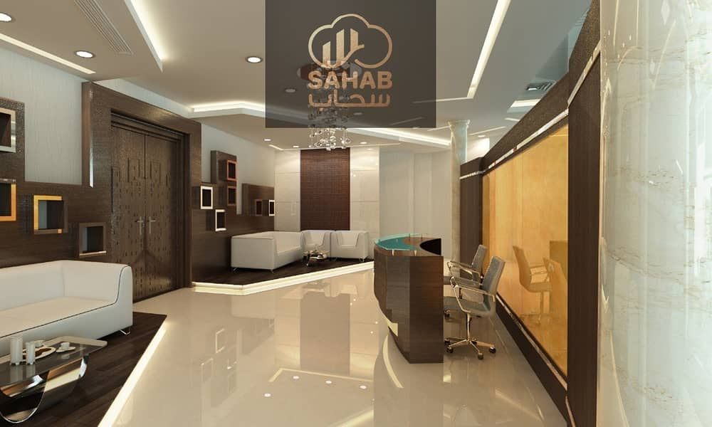 Best Offer for Ready Office with Furniture
