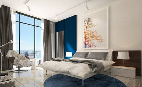 APARTMENT FOR SALE IN O2 TOWER, JUMEIRAH VILLAGE CIRCLE