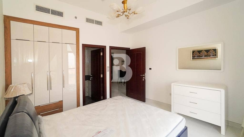 2 Fully Furnished 1 BR Convertible in GLAMZ