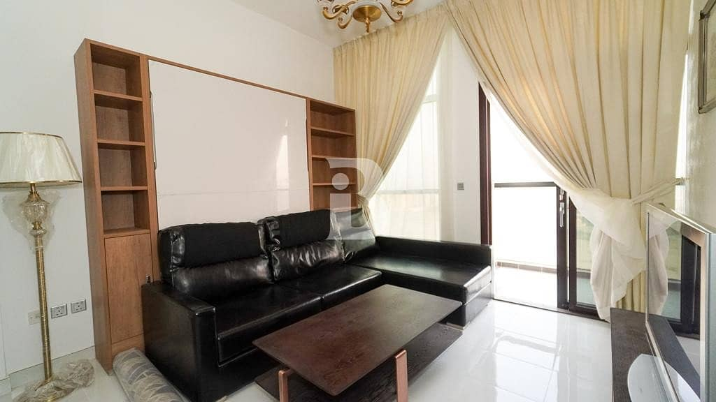 Fully Furnished 1 bed transformable 2 bed