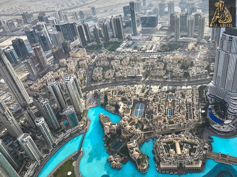 18 Hot Deal Full Floor Private Lift Burj Khalifa Exclusive