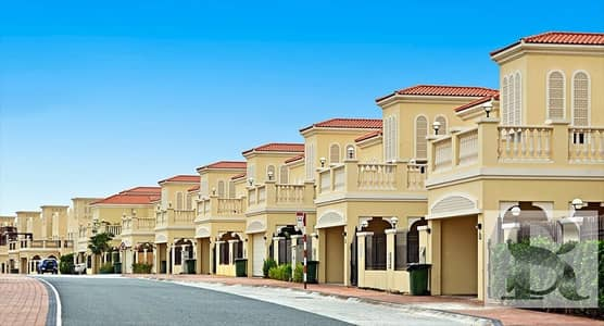 1 Bedroom Townhouse for Sale in Jumeirah Village Circle (JVC), Dubai - 1 BR TOWNHOUSE WITH PRIVATE GARDEN | RENTED AND CONVERTED TO 2 BR