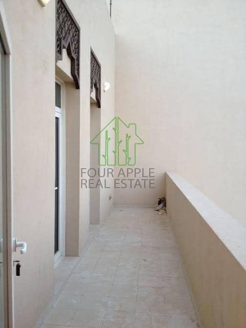 8 CHILLER FREE 3 BHK FOR RENT AED 78K