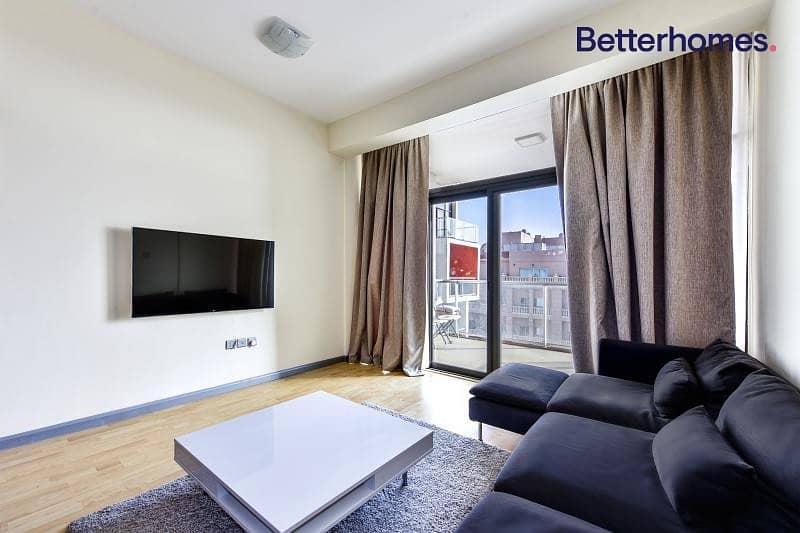 Lovely Duplex | With Balcony | Binghatti