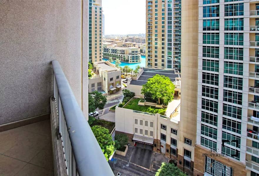12 Spacious 1 BR | Well Maintained | Chiller Free