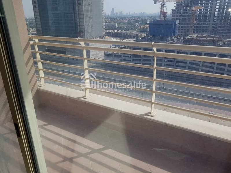2 Upcoming Unit   Double Balcony   Community View
