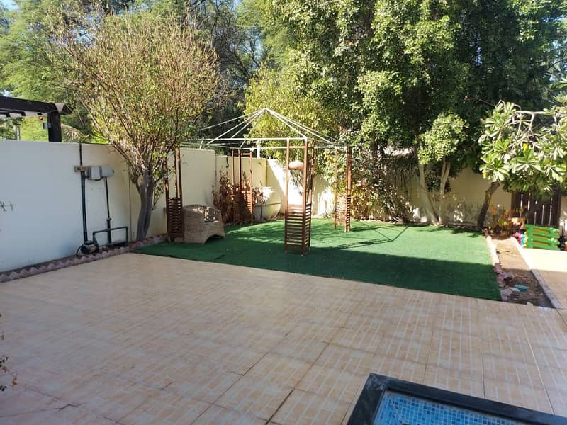 53 VILLA FOR RENT IN ARABIAN RANCHES ONLY IN 120 K