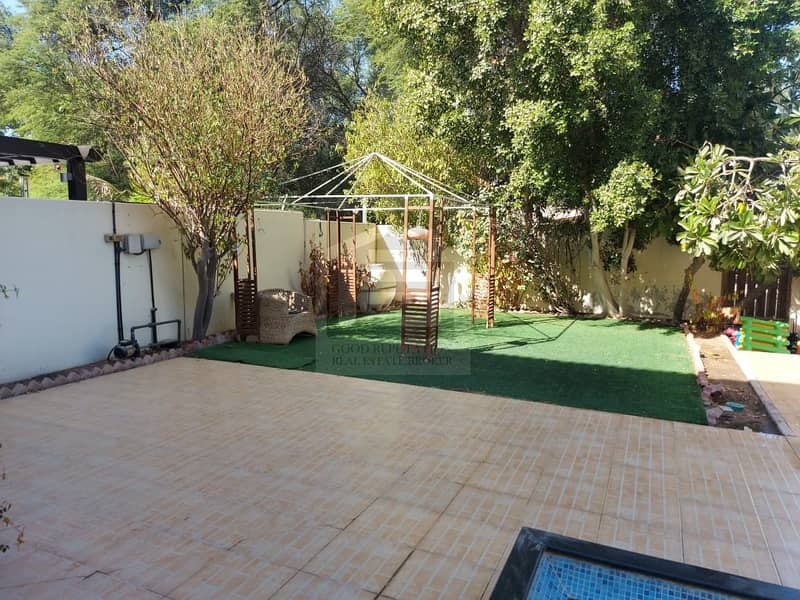 25 VILLA FOR RENT IN ARABIAN RANCHES ONLY IN 120 K