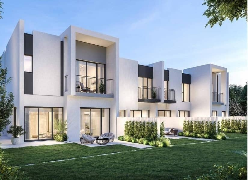 2 3-Bedrooms Townhouse with Easy Payment Plan at La Rosa -Villanova Dubailand