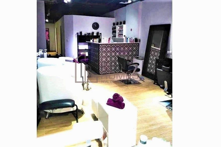 Profitable Salon in JVC