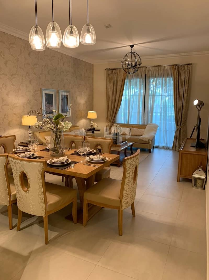 Spacious 2BR + Maids Room | Kitchen Appliances