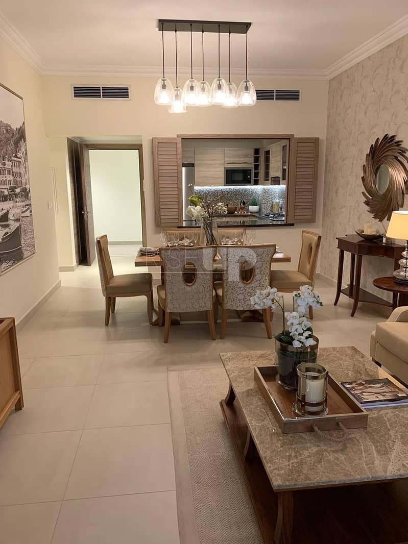 2 Spacious 2BR + Maids Room | Kitchen Appliances