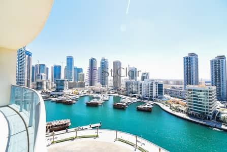 3 Bedroom Flat for Rent in Dubai Marina, Dubai - Amazing 3 Bedroom Apartment at Jewel Tower< Dubai Marina