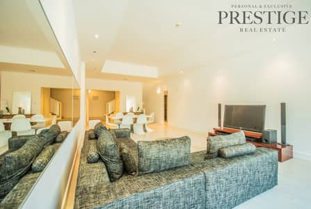 1 Bedroom Townhouse for Sale in Palm Jumeirah, Dubai - Unique | Home Cinema | Furnished
