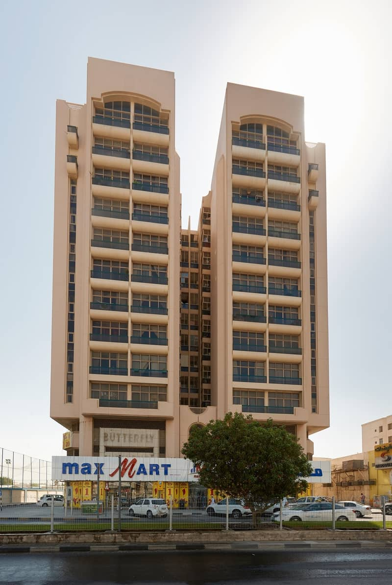 Spacious 1 BHK Apartments with Balcony