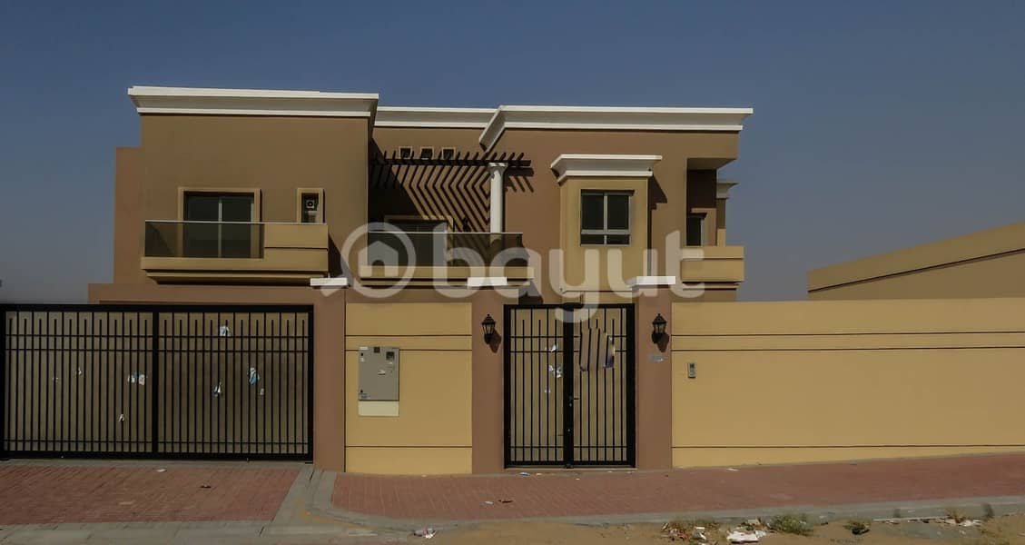 Brand New Villa for Sale in a great Finishing & Perfect Location