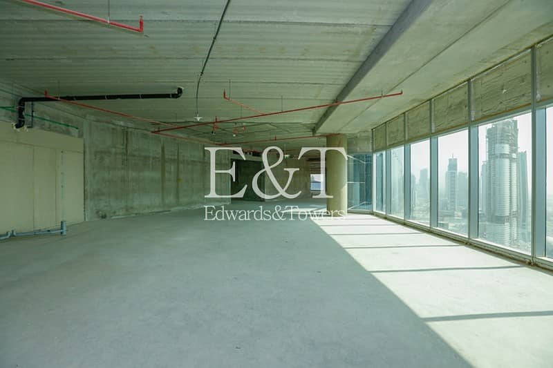 Full Floor Shell and Core Office |  DIFC
