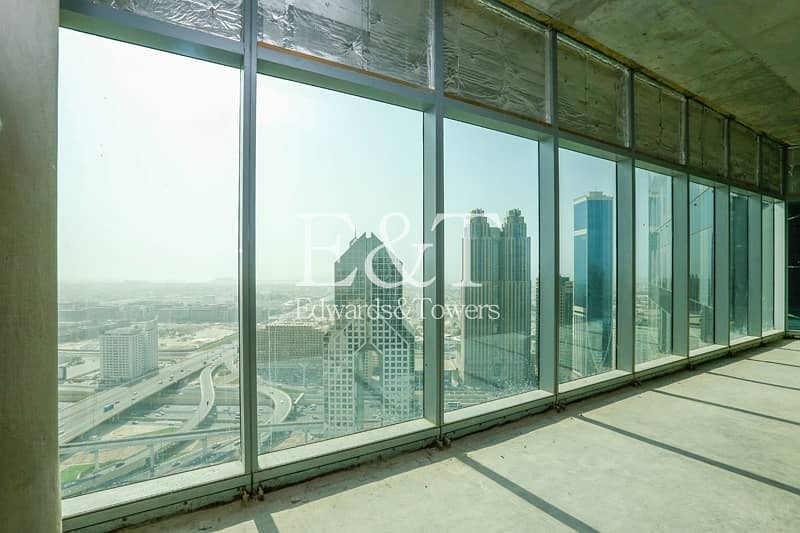 19 Full Floor Shell and Core Office |  DIFC