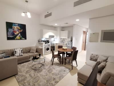 1 Bedroom Apartment for Rent in Culture Village, Dubai - Brand new furnished apt | 12 chqs