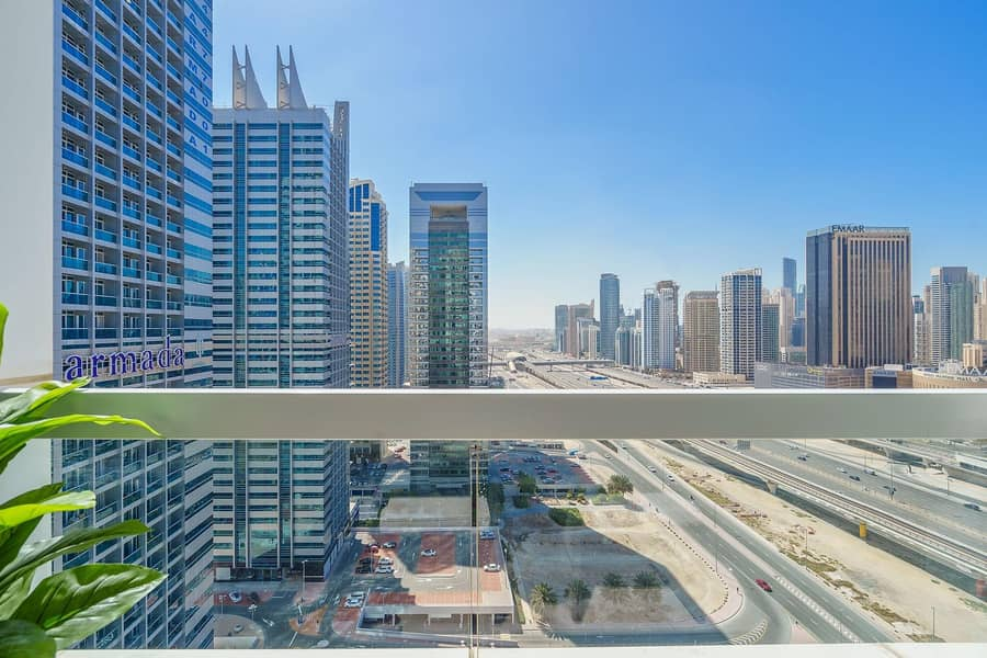 61 Upgraded Studio | Stunning View | Great Location