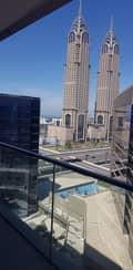 8 Panoramic View |Luxurious 1BHK + Study |High Floor