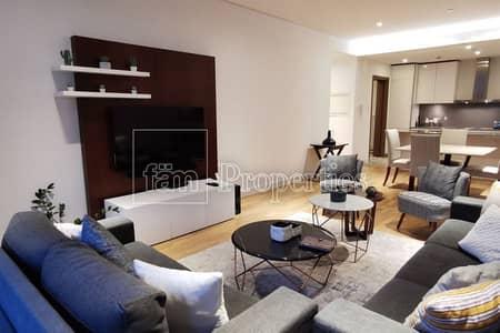 1 Bedroom Apartment for Rent in Jumeirah, Dubai - 1 BR Funished | Burj Khalifa & City Walk Blvd View