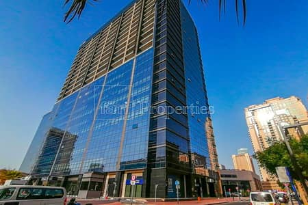 Office for Sale in The Greens, Dubai - Fully Fitted | Near Metro | Grade A