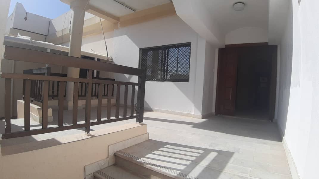 3bhk ground floor villa in al mutraid