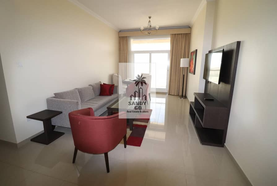 Furnished | 2 Bedroom | Big & Bright | Maid+Store