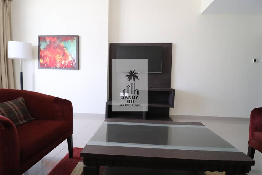2 Furnished | 2 Bedroom | Big & Bright | Maid+Store