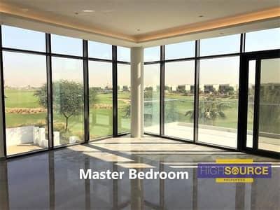 6 Bedroom Villa for Sale in DAMAC Hills (Akoya by DAMAC), Dubai - Best Price | 6bed Golf Facing Mansion | Huge Corner Plot