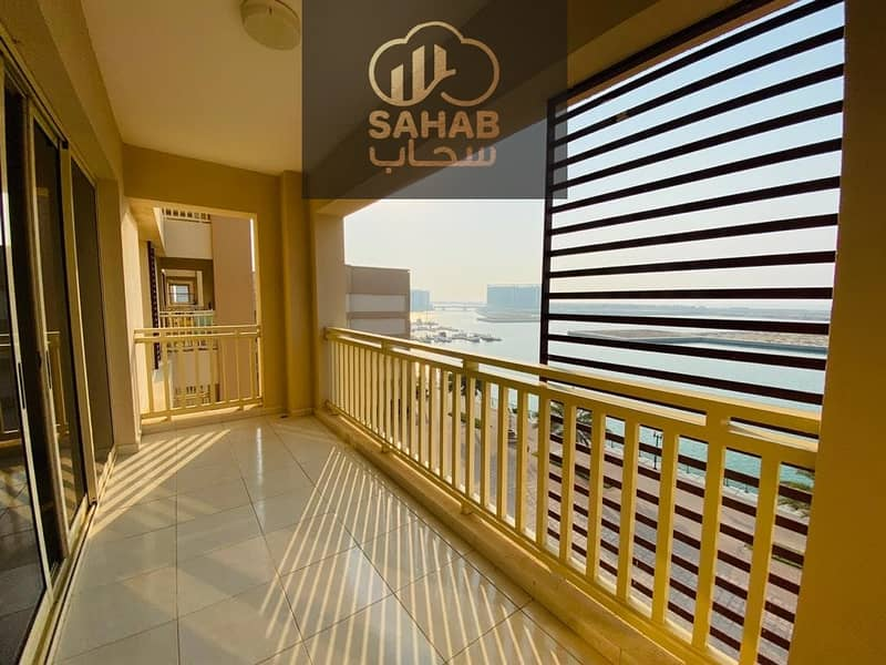2 Wonderful apartment with direct sea view .