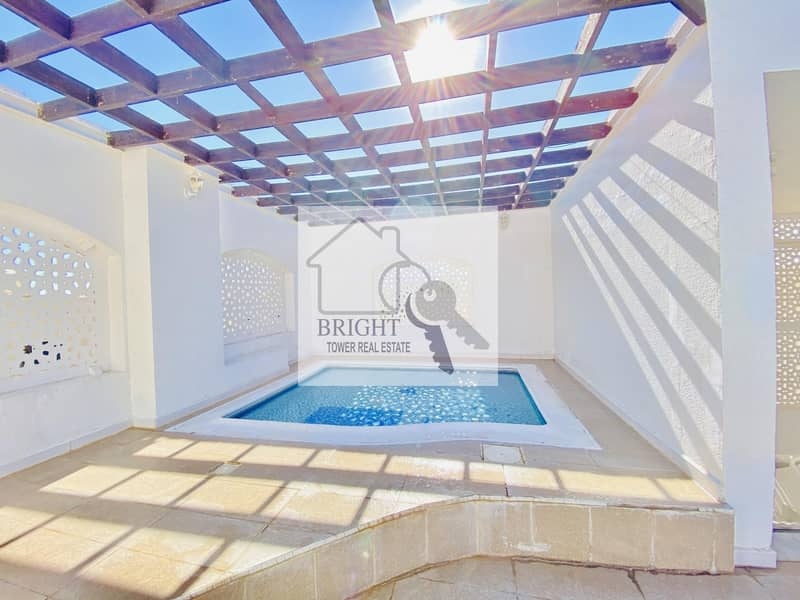 23 Spacious Compound Duplex Villa with swimming pool and gym