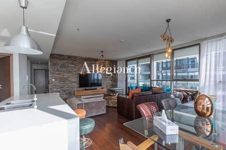 2 Bedroom Flat for Rent in Jumeirah, Dubai - Move - In   Sunset & Burj Khalifa Views