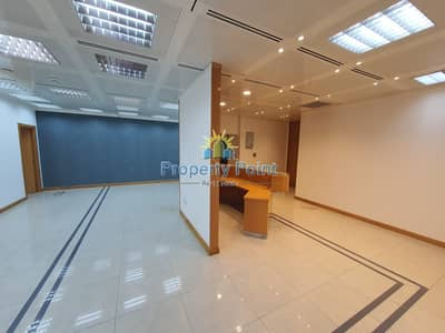 Office for Rent in Corniche Road, Abu Dhabi - 170 SQM Fitted Office Space for RENT | Corniche Road