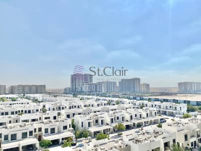 فلیٹ 2 غرفة نوم للايجار في تاون سكوير، دبي - Townhouse View | Cheapest 2 Bedroom in Zahra