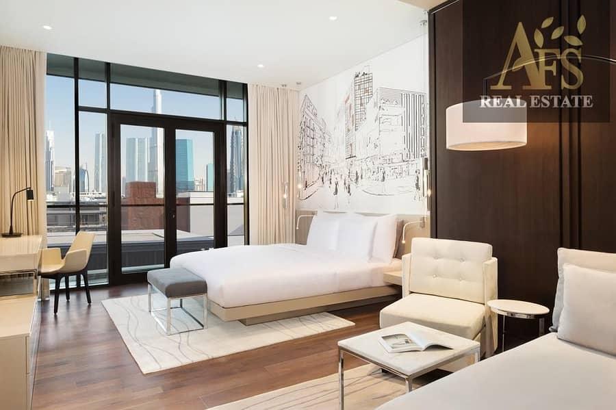 Hotel Room You Buy | At City Walk Dubai | Luxury Elegante