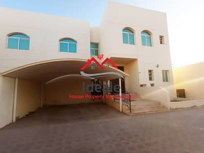 4 Bedroom Villa Compound for Rent in Mohammed Bin Zayed City, Abu Dhabi - Splendid 4BR compound villa with balcony and central A/C
