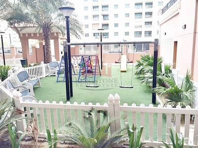 1 Bedroom Flat for Sale in Dubai Silicon Oasis, Dubai - Large 1 BHK Apt. with all the facilities for sale