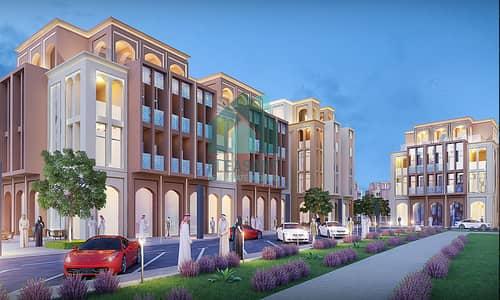 ارض سكنية  للبيع في مدينة تلال، الشارقة - G+3 Residential Plot | Good Location | Shams Zone A | Tilal City